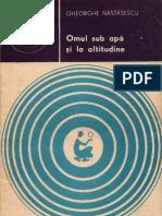 123 George Năstăsescu - Omul sub apă şi la altitudine [1980]