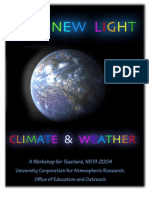 in a new light- climate  weather guide