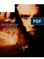 Interview With The Vampire - Lestat's Sonata