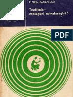 143 Florin Yaganescu - Tectitele - Mesageri extratereştii [1981]