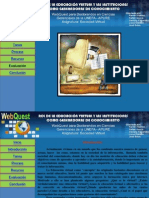 Webquest de Educacion Virtual