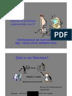 Soluciónes de problemas empresariales con S.I