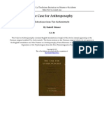 (eBook - Antroposofia - EnG) - Rudolf Steiner - The Case for Anthroposophy