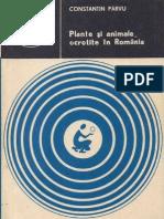 207 Constantin Pârvu - Plante şi animale ocrotite în România [1983]