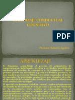 APREDIZAJE CONDUCTUAL COGNITIVO (1)