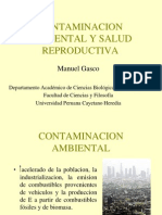 Contaminacion Ambiental 24 de Mayo