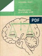 263 Alexandru Negru - Biocibernetica şi evoluţia vieţii [1986]