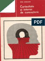 282 Ion Drăgan - Curiozitate şi interes de cunoaştere [1987]