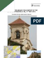 Preliminary Field Report of 11 May 2011 Lorca Earthquakes_v2