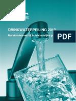 Drinkwaterpeiling 2012 TW