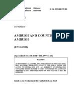Mil - Ambush and Counter Ambush