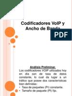Codificador VoIP