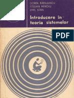 028 Introducere în teoria sistemelor [1978]