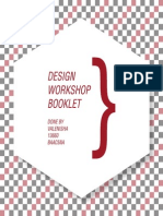 Design Workshop Booklet
