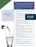 129 25-04-11 Sabias Que de La Hidratacion-IIAS