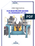 Plus Beam- Front Page
