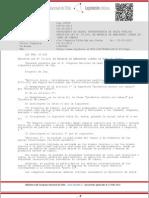 Ley 20660 (Mod L 19419 Materias de Ambientes Libre de Humo de Tabaco)
