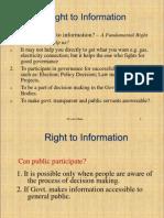 RTI ACT 1