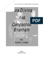 Cura Divina Nas Campanhas Branham - Gordon Lindsay