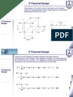 Class 17-2-3 Factorial Design