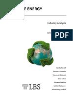 Relazione Rewenable Energy