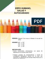 I-cuerpo Humano, Salud y Autocuidado