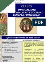 HU 20 Imperialismo, Colonialismo y Sociedad Finisecular
