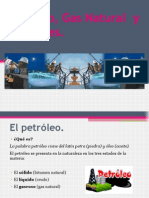 Petrole, Gas Natural y Mineralesedit