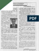 Homenaje Al Ex Seminarista - Dr. Javier Alva Orlandini