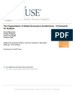 Fragmentation of Global Governance_environmental