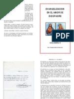 Vol 9 EVANGELIZACION EN EL AMOR DE DIOS PADRE - MENSAJES A JV