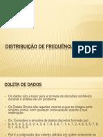 Aula - Distribuição de Frequência
