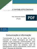 MarketingBiblioteconomia Aula 3