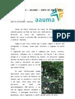 Paúl da Serra - Galhano - Santa