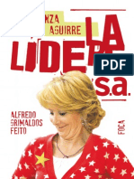 Esperanza Aguirre - Alfredo Grimaldos