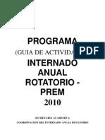 Programa Iar Prem2010