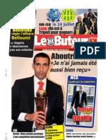 LE BUTEUR PDF du 01/04/2009