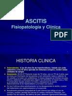 2.2 Fisopatologia de La Ascitis