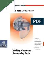 NSB Liquid Ring Compressor