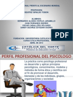 elprofesionaldentrodelescenariomundial-130428160529-phpapp01
