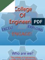 colllege of engineering brochure