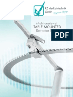 RZ Table Retractor System