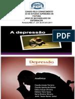 DEPRESSÃO turma A