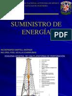 2.suministro de energía