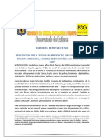Comparativo Dia Sin Carro 2008-2009