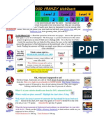 Nutrition Webquest Most Updated UPDATED (2)