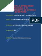 Elementos de Un Modelo de Datos