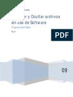 Proteger y Ocultar archivos sin uso de Software.pdf