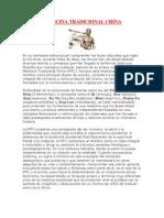 Medicina Tradicional China - Resumen Teoria