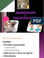 Expo Deshidratacion Dr Guillermo p